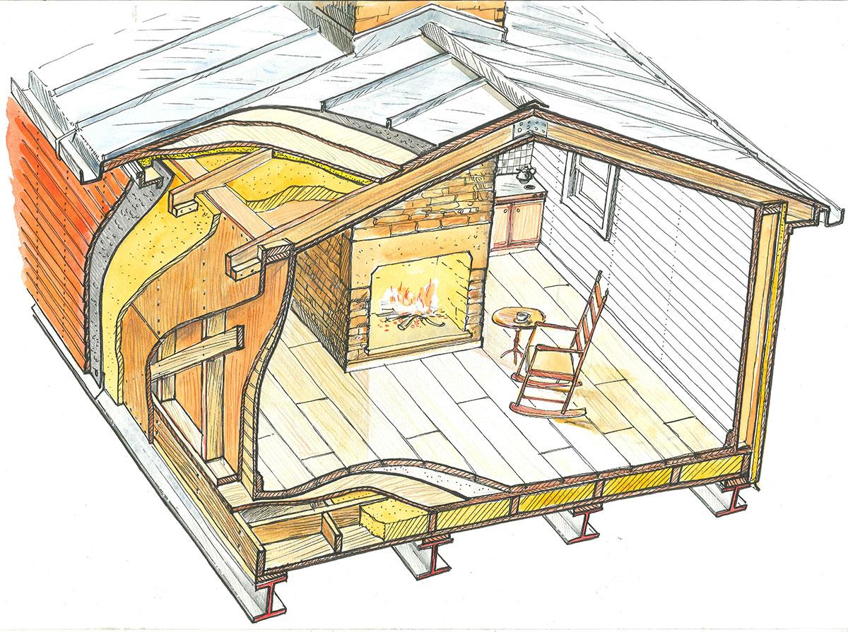 LDB ArchiTech concept design