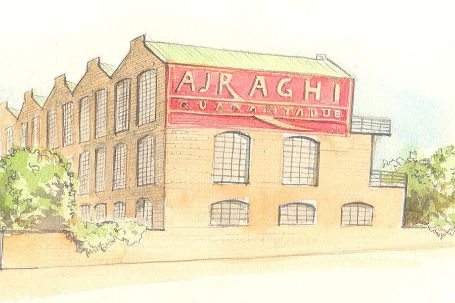 LDB ArechiTech Ajraghi